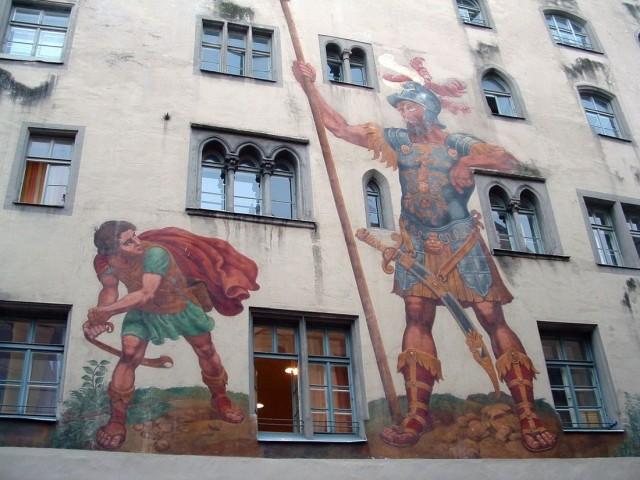 Регенсбург (Regensburg) Германия