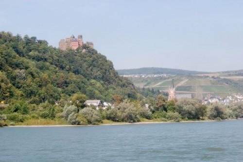 Замок Шёнбург (Schönburg)