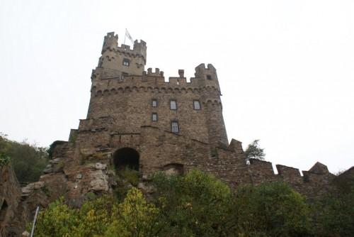 Крепость Зоонек (Burg Sooneck)