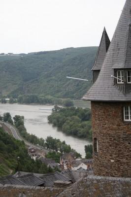Замок Шталек (Burg Stahleck)