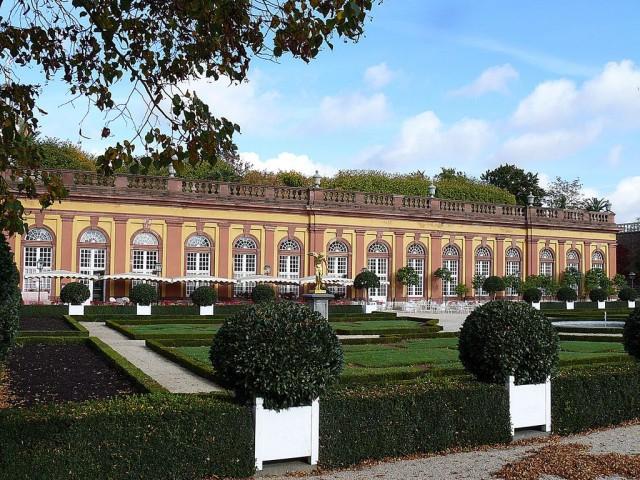 Замок Вайльбург (Schloss Weilburg)