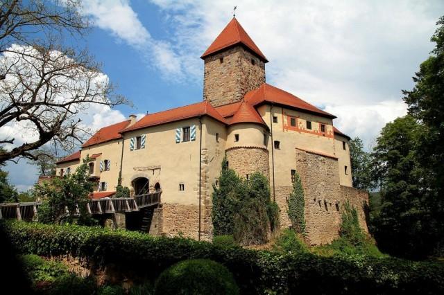 Замок Вернберг (Burg Wernberg)