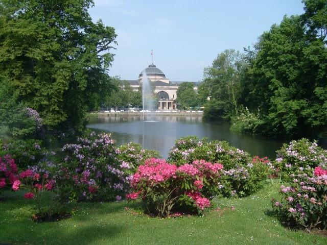 Висбаден (Wiesbaden) Германия