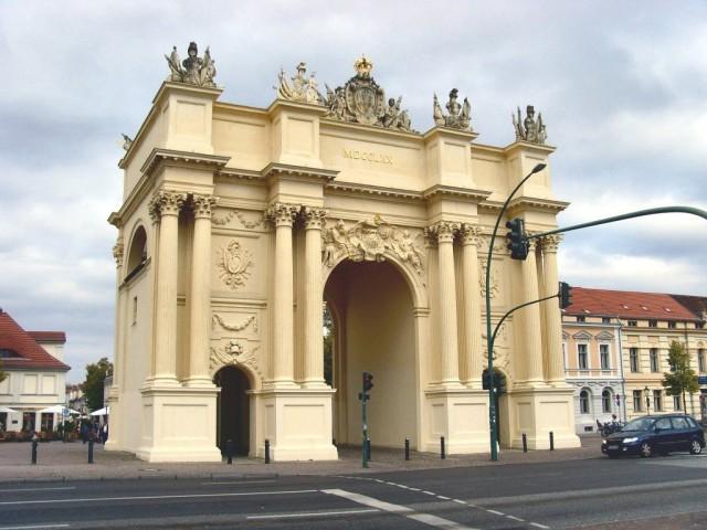 Бранденбургские ворота (Brandenburger Tor)