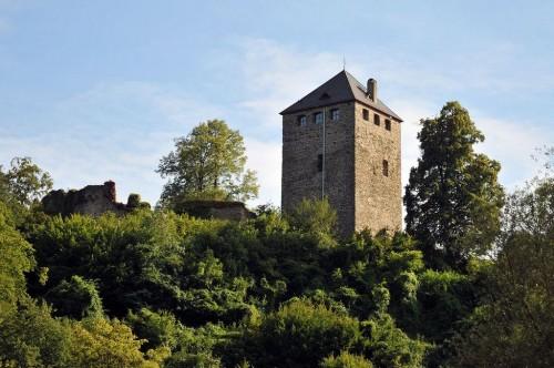 Крепость  Сайн (Burg Sayn)
