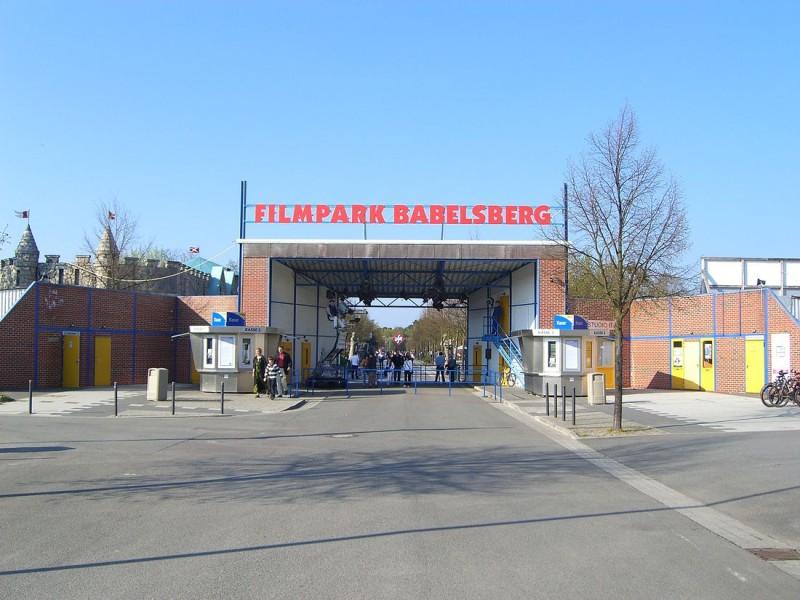Фильмпарк Бабельсберг (Filmpark Babelsberg)