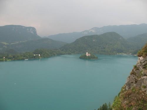 Путешествие по Словении на велосипеде
