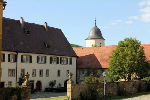 Монастырь Шёнталь (Kloster Schöntal)