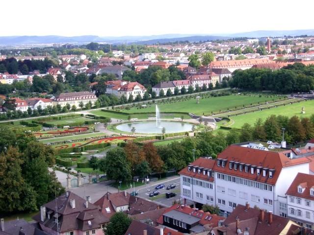 Людвигсбфург (Ludwigsburg)