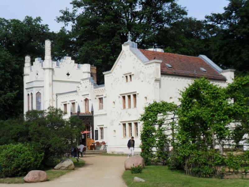 Малый дворец (Kleines Schloss)