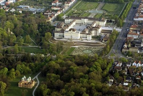 Людвигсбургскуя резиденция (Residenzschloss Ludwigsburg)