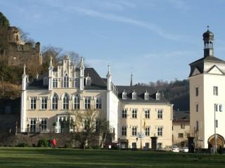 Замок Сайн, Бендорф