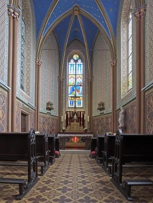 Дворец Сайн (Schloss Sayn)