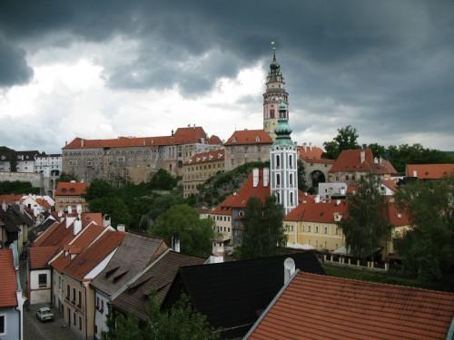 О своем путешествии в Чехию