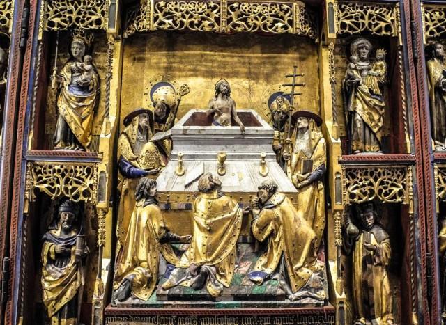 Ахенский кафедральный собор (Aachener Dom)