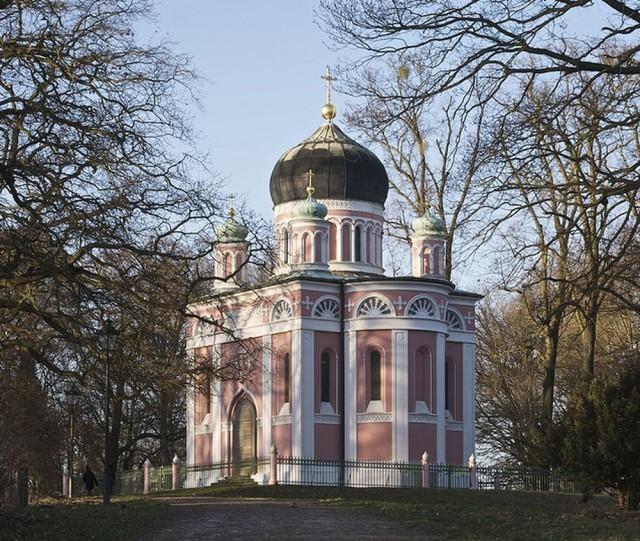 Русская колония Александровка (Russische Kolonie Alexandrowka)