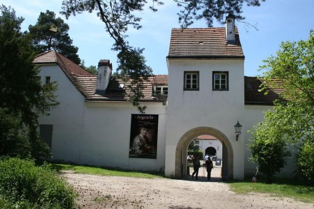 Охотничий дворец Груневальд (Jagdschloss Grunewald)