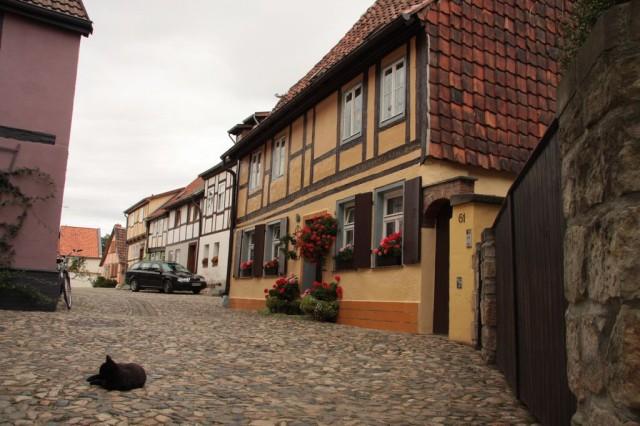 Мюнценберг (Münzenberg) Германия