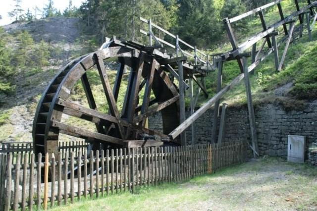 Водозаборные сооружения в верховьях Гарца (Oberharzer Wasserregal)