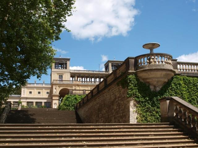 Оранжерейный дворец (Orangerieschloss)