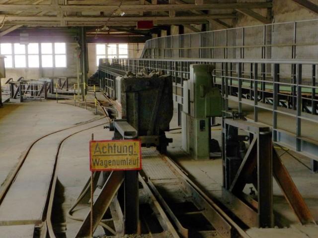 Старинные рудники Раммельсберг