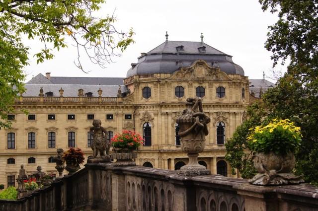 Вюрцбургская резиденция (Würzburger Residenz)
