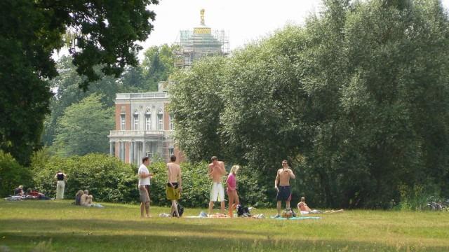 Новый сад (Neuer Garten)