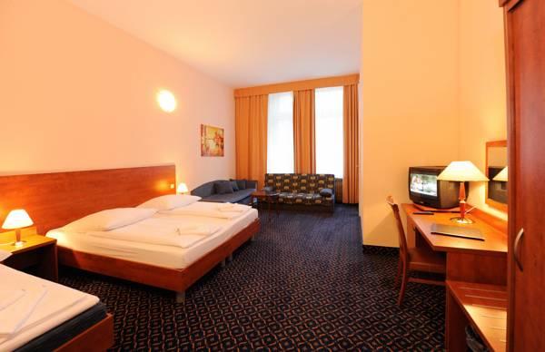 Отель в Берлине