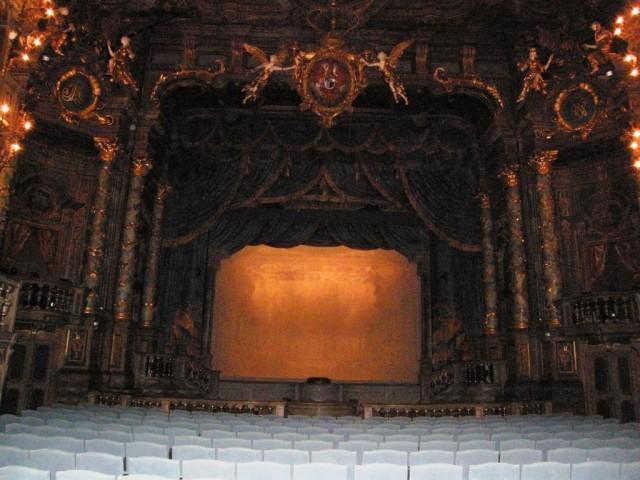 Маркграфский оперный театр (Markgräfliche Opernhaus)