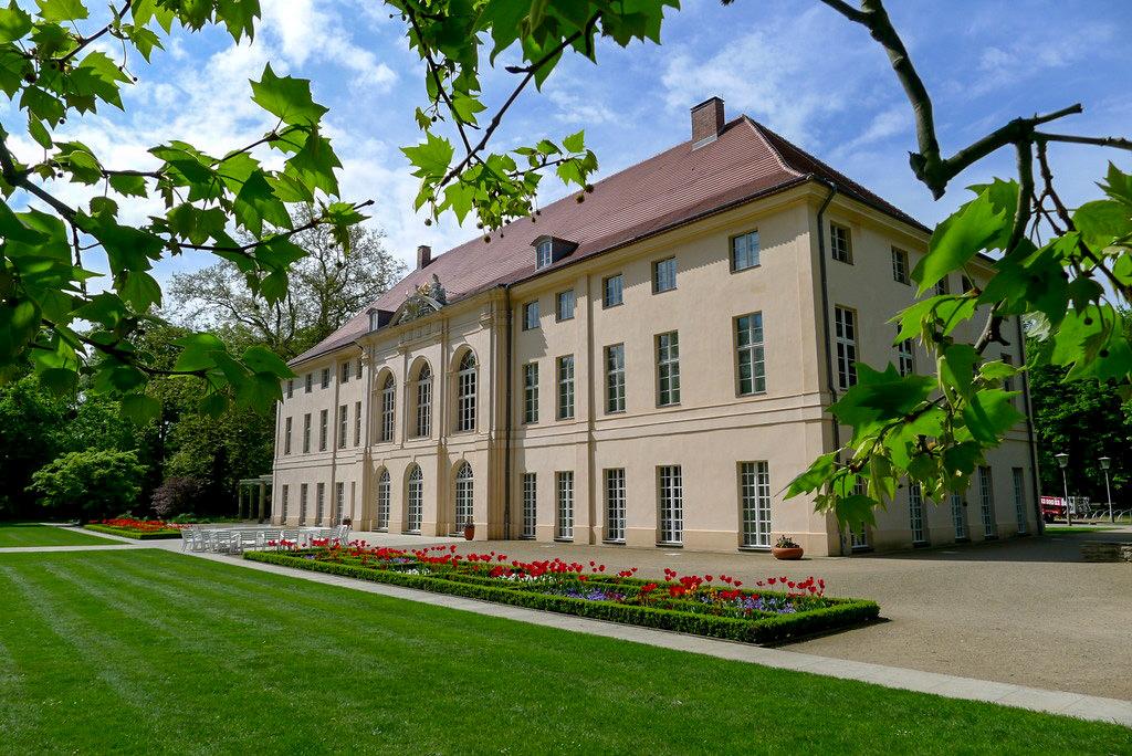 Дворец «Шёнхаузен»(Schloss Schönhausen) Берлин