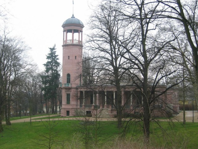 Дворец Бисдорф (Schloss Biesdorf)