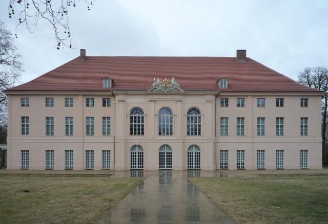 Дворец Шёнхаузен (Schloss Schönhausen)