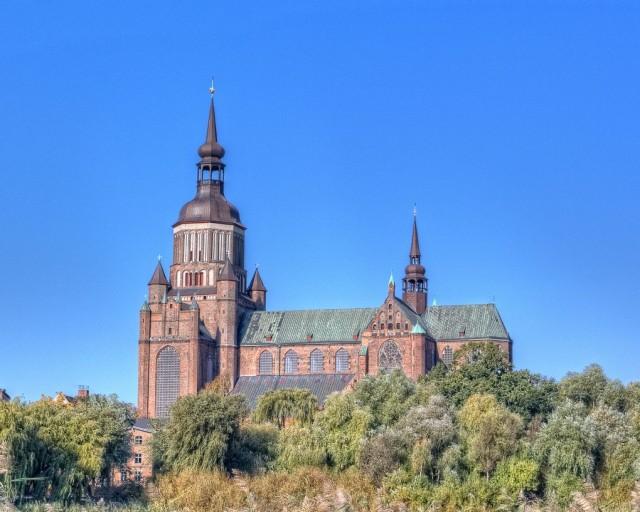 Церковь Святой Марии (Marienkirche)
