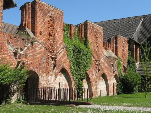 Аббатство Святого Иоанна(Johanniskloster)