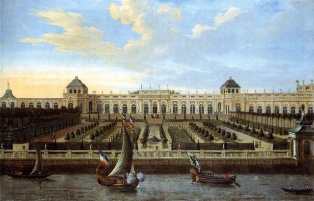 Дворец Монбижу (Schloss Monbijou)