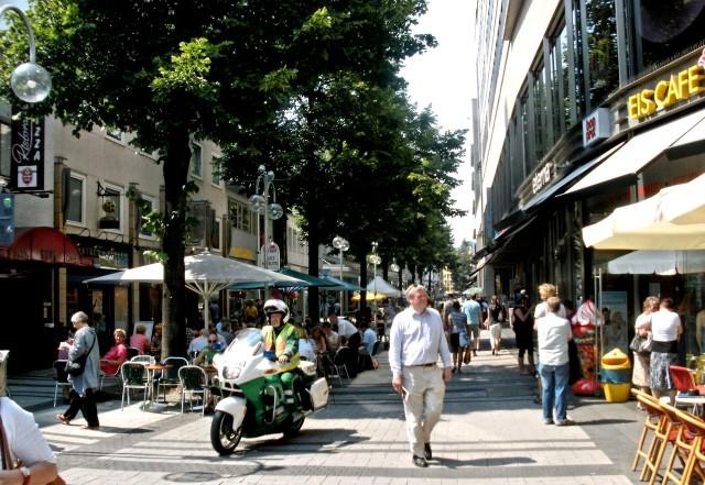Брайтештрассе (Breite Straße)