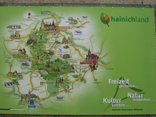 Национальный парк Хайних (Nationalpark Hainich)