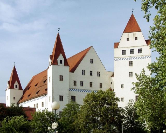 Ингольштадт (Ingolstadt) Германия
