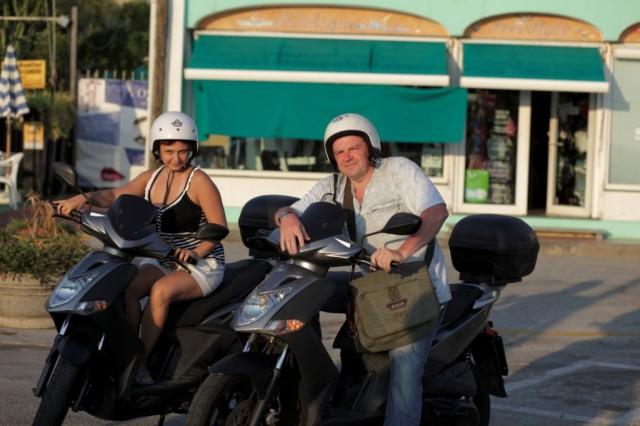 Ischia скутеры
