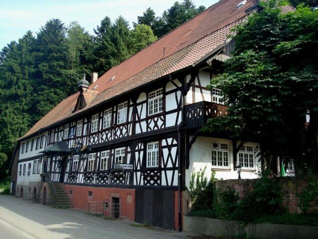 """Гостевой двор «У льва» (Gasthaus """"Zum Löwen""""), Шварцвальд"""