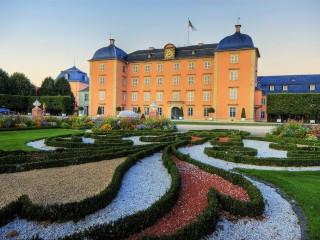 Шветцингенский  дворец