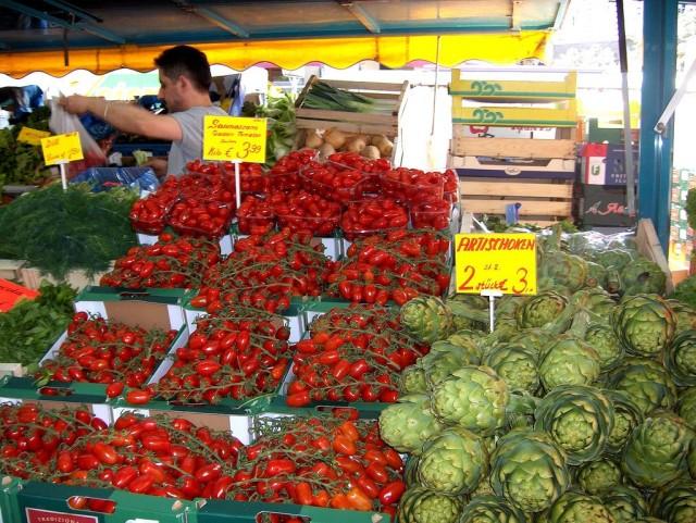 «Türkenmarkt» - турецкий рынок
