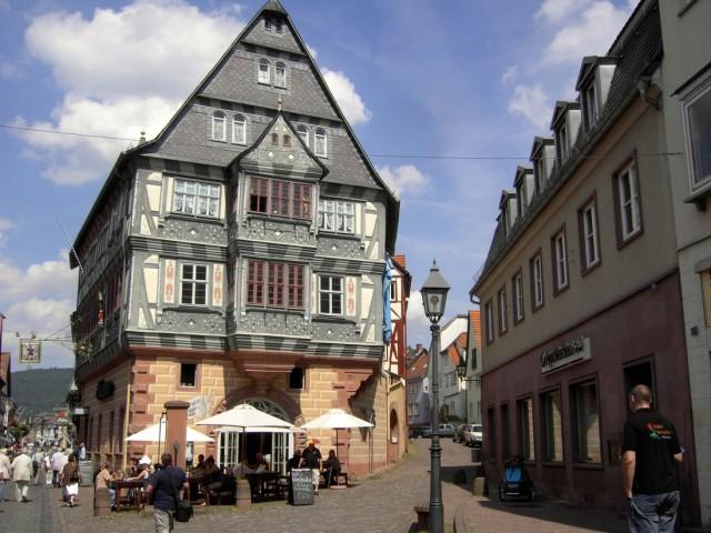 Постоялый двор «У великана» (Zum Riesen), Мильтенберг