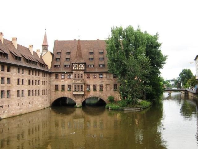 Путешествие по Баварии