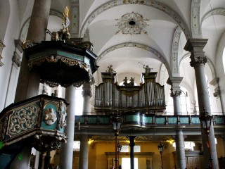 Церковь святого Максимилиана в Дюссельдорфе