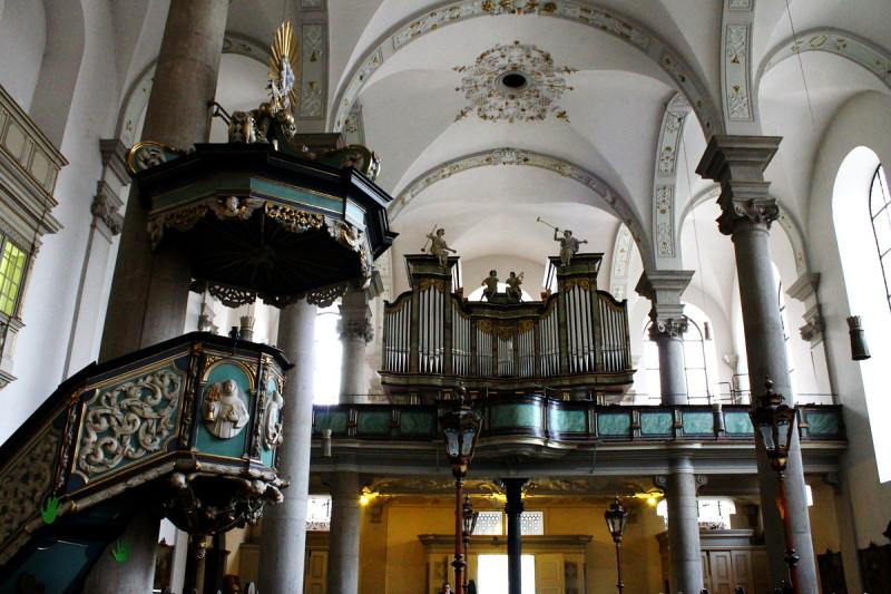Орган церкви Святого Максимилиана
