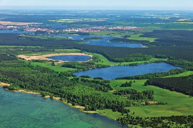 Национальный парк «Мюриц» (Müritz-Nationalpark)