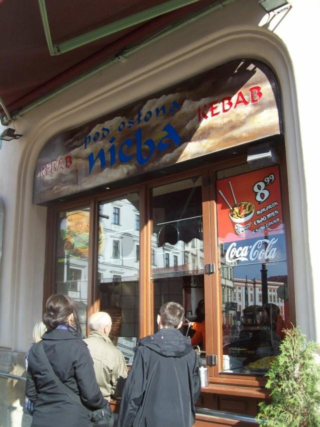 Ресторан Ниеба