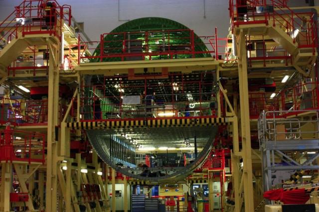 Завод Airbus.