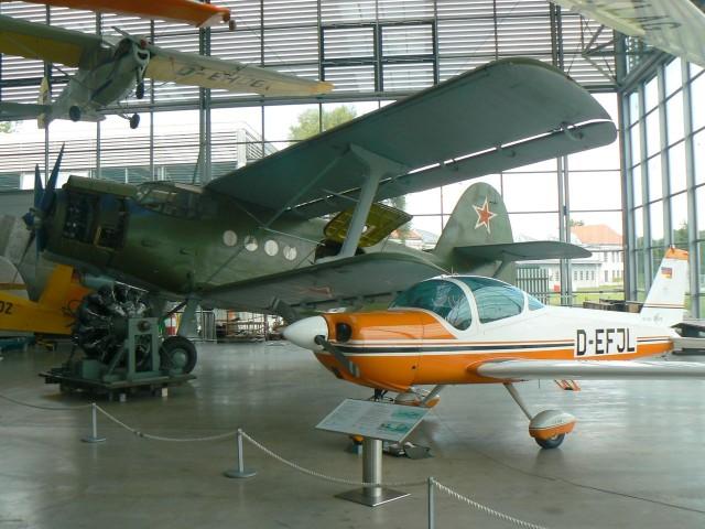 Авиационные мастерские Шляйсхайма (Flugwerft Schleissheim)
